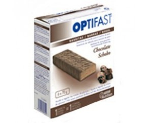 Barrita sustitutiva OPTIFAST Barrita Chocolate 6 uds