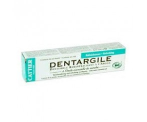 CATTIER Dentargile Menta Refrescante 75ml
