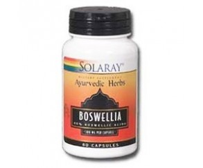 SOLARAY Boswellia 300mg 60 caps.