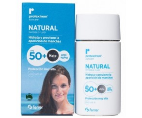 FOTOPROTECTOR Natural FPS50 PROTEXTREM 50ML