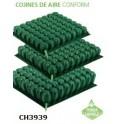 COJIN DE AIRE CONFORM ANTIESCARAS 39x39x10 - AYUDAS DINAMICAS