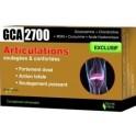 GCA 2700 Alivio dolor articulaciones 60 tabletas