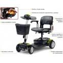 Scooter electrico desmontable Eclipse Plus