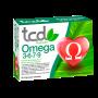 TCD NUTRICION ACIDOS GRASOS OMEGA 3, 6, 7, 9 60 CAPSULAS BLANDAS