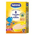NESTLE LECHE 8 CEREALES CON GALLETA 600
