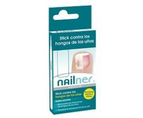 Nailner stick contra los hongos de las uñas