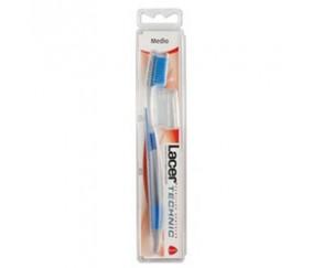 Cepillo Dental Adulto Technic Medio LACER