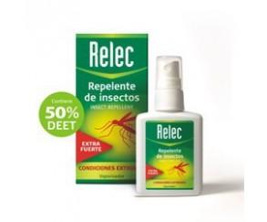Relec Extrafuerte 50 mL anti mosquitos